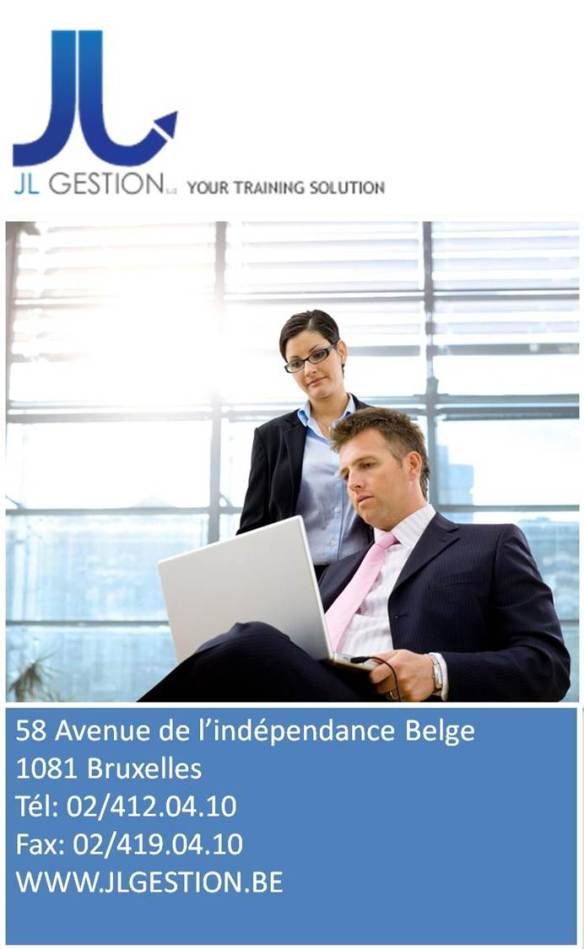 formation business professionnel bruxelles