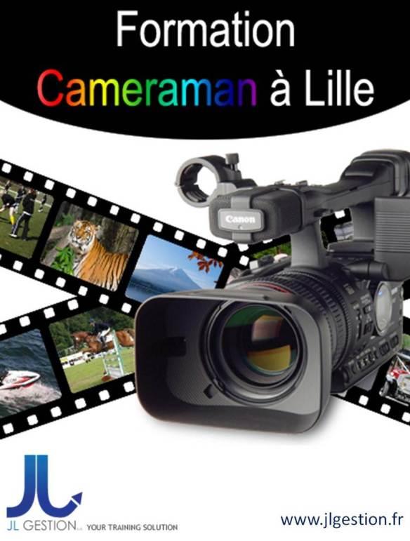 Formation audiovisuelle lille france