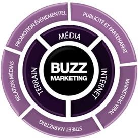 Buzz sur le net