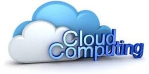 Illustration Cloud Computing