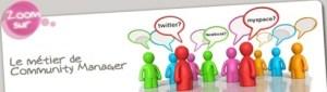 Illustration du métier de Community Manager
