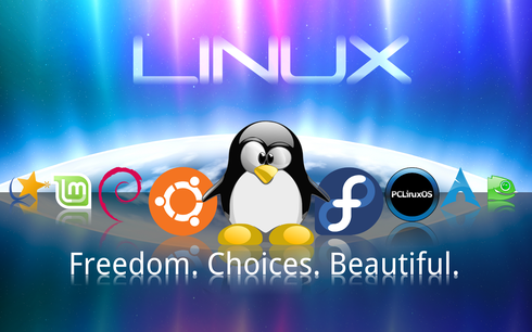 Linux Wall