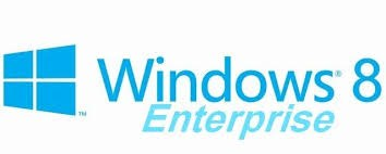 Logo Windows 8 entreprise